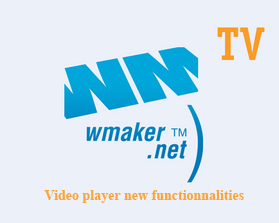 Video player new functionnalities