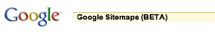 Brand new Google SiteMaps with WebzineMaker