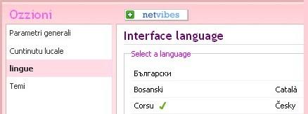 Netvibes translation
