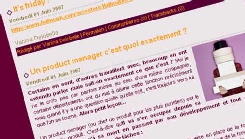 Multi-paragraph in blogs (V4)