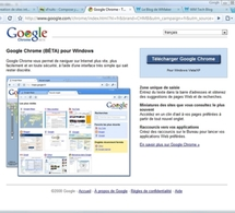 Chrome, google Web browser