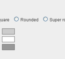 Buttons CSS: square, round, super-round!