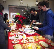 Christmas Brunch at CampusPlex!!