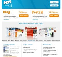 New portal WMaker.net