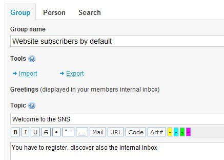 SNS : Subscription and Mailbox