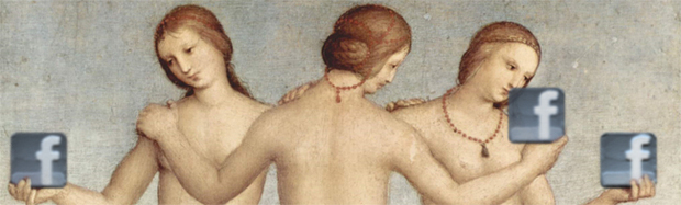 The three Graces and the network