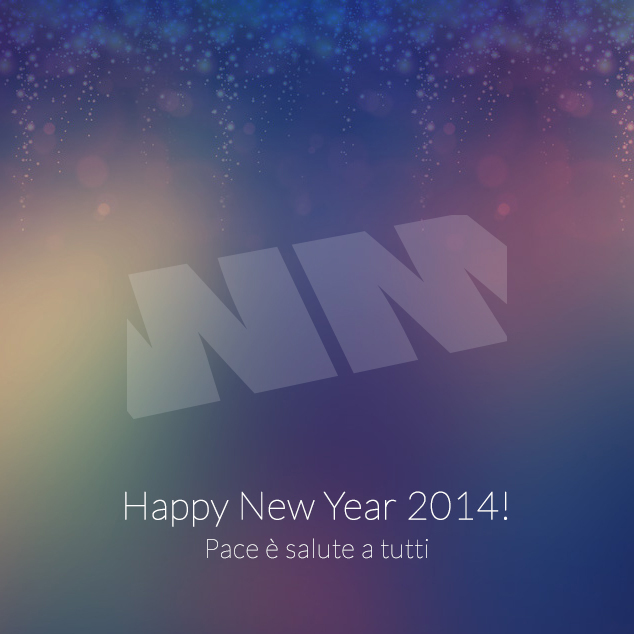 Happy new year 2014!!!