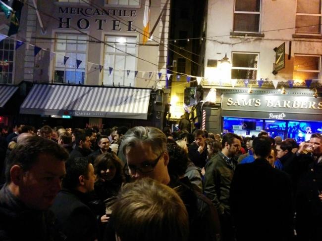A Crazy Week in Dublin
