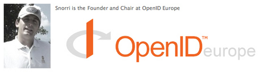 WMaker meets OpenID Europe foundation