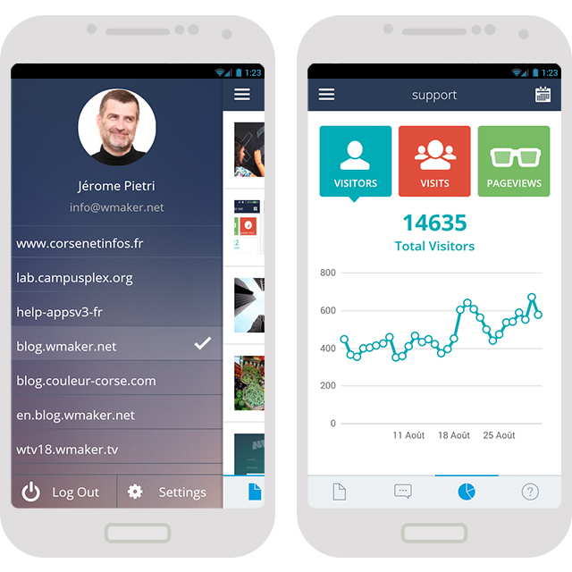 The Android App for Your Back Office is Finally Available!