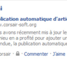 Automatic Article Submission To Facebook