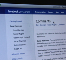 How to activate Facebook comments on my site?