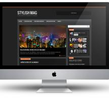 New theme: StylishMag
