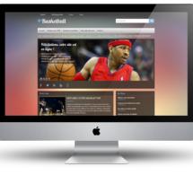 New theme: Basketball